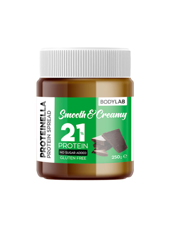 Bodylab proteinella chocolate spread in a packaging of 250g