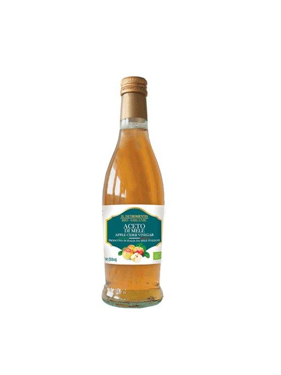 Probios organic apple cider vinegar in a 500ml bottle