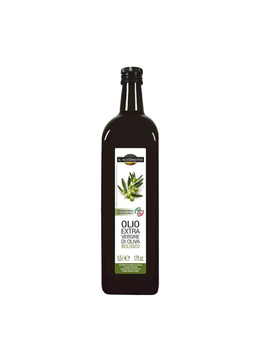 Probios organic extra virgin olive oil in a bottle of 500ml