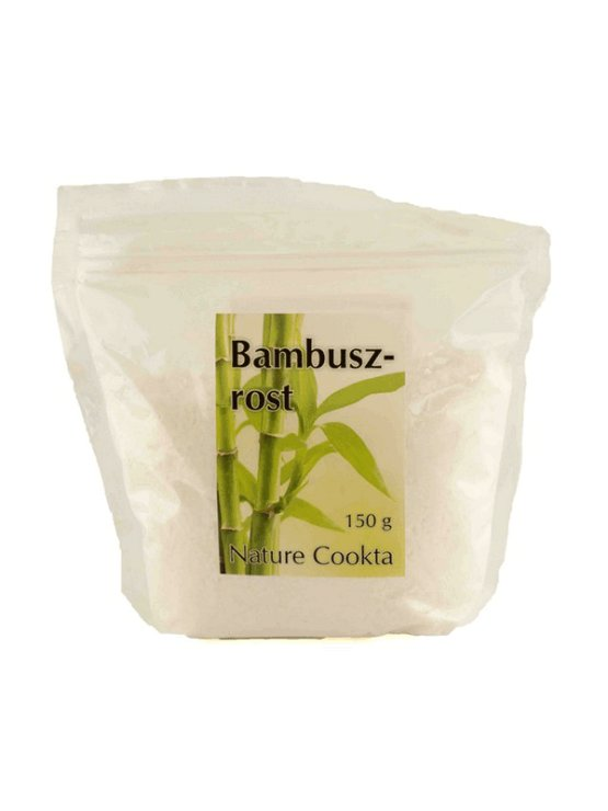 Nature Cookta bamboo fibre in a packaging of 150g