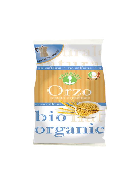 Probios barley coffee alternative in a packaging of 500g
