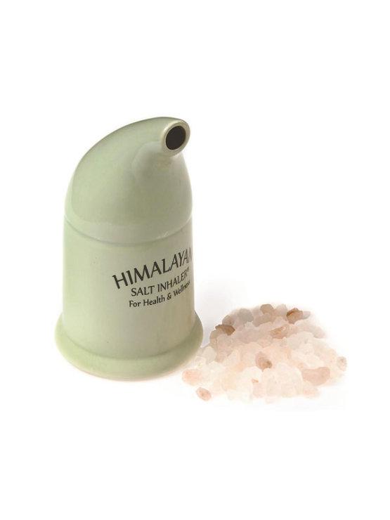 Porcelain Himalayan salt inhaler