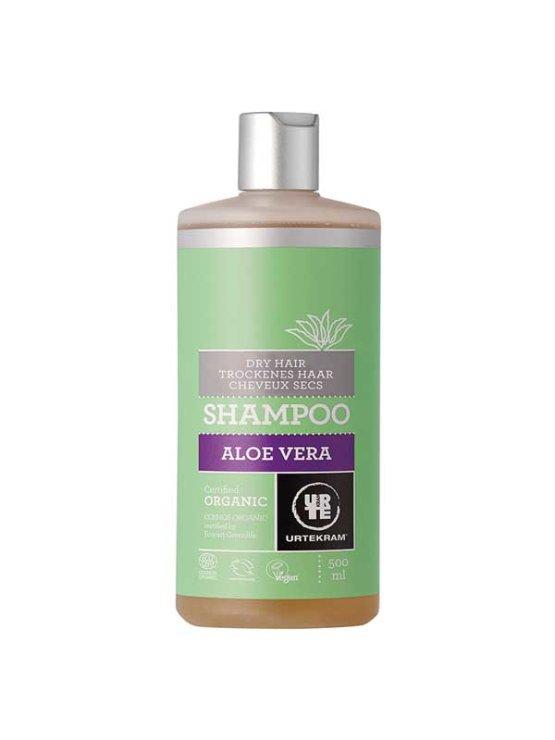 Urtekram Aloe vera shampoo for dry hair in a bottle of 500ml
