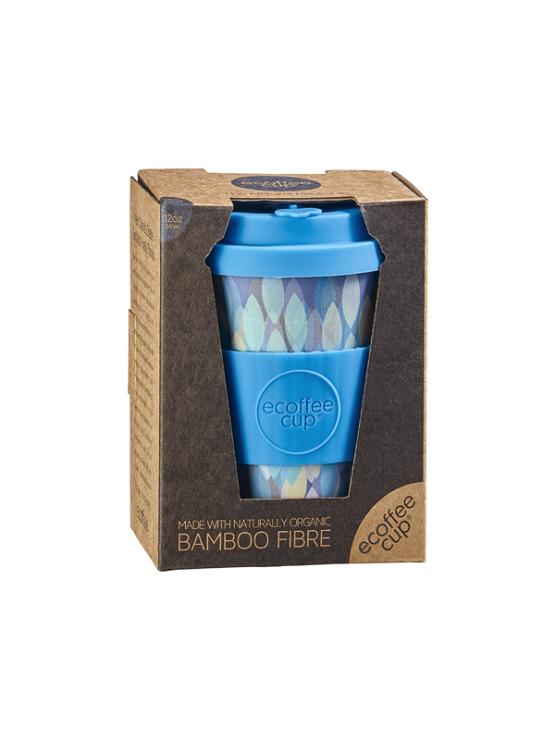 Ecoffee Sakura bamboo fibre cup - colourful 355ml