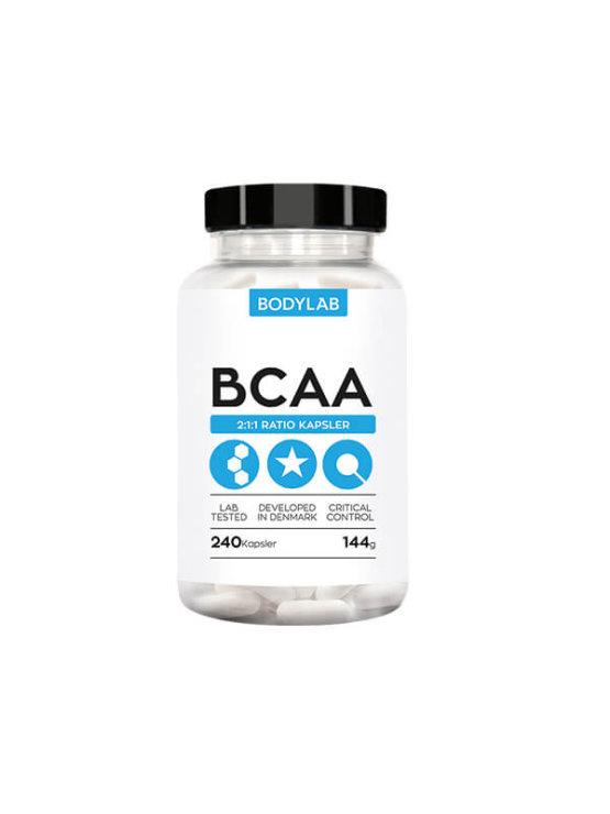 240 Bodylab BCAA amino acids capsules