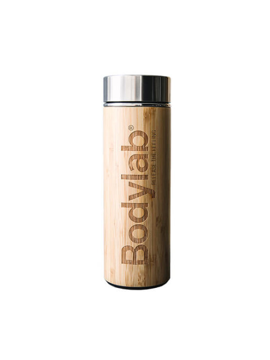 Bodylab bamboo shaker in an exclusive box