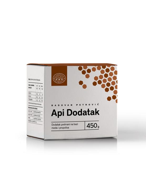 Radovan Petrović api supplement in 450g packaging