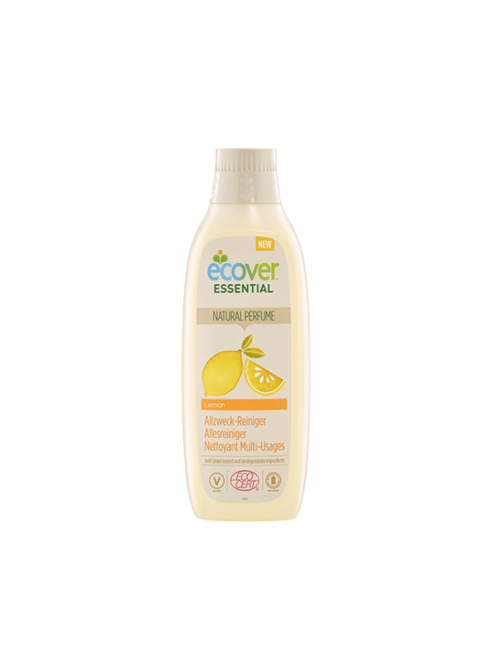 Ecover all purpose cleaner lemon in recyclable packaging of 1000ml