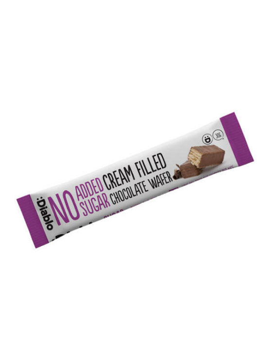 Diablo single pack cream filled chocolate wafer in a packaging of 30g