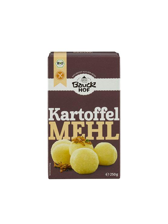 BauckHof organic potato starch in a cardboard packaging of 250g