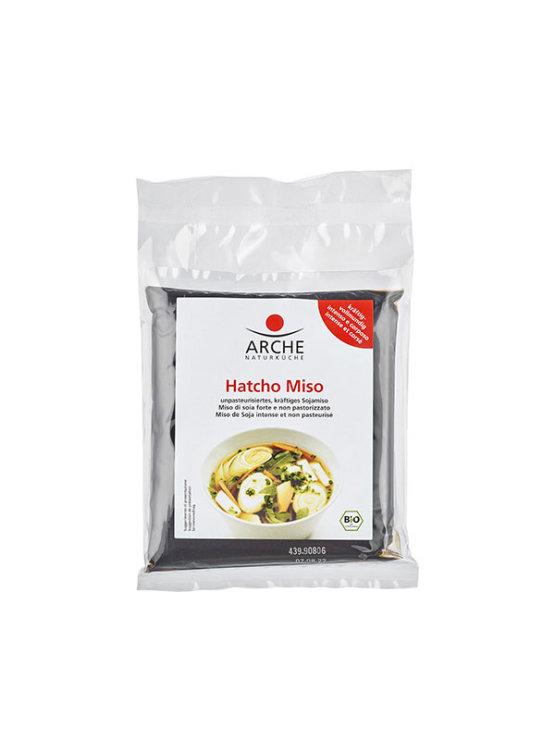 Arche organic hatcho miso paste in a vacuumed packaging of 300g