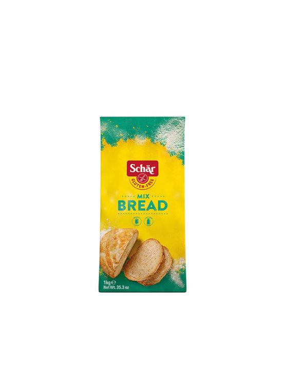 Schar gluten free bread mix flour in a packaging of 1000g