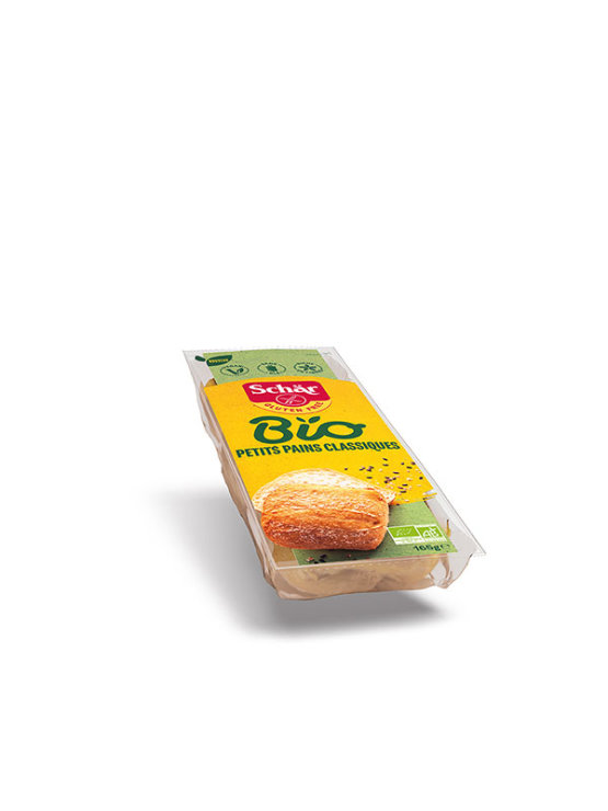Schar gluten free panini bread from organic flour in a packaging of 165g