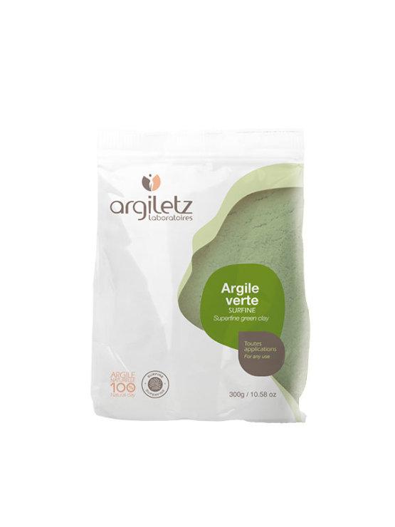 Argiletz green clay powder in a 300g packaging