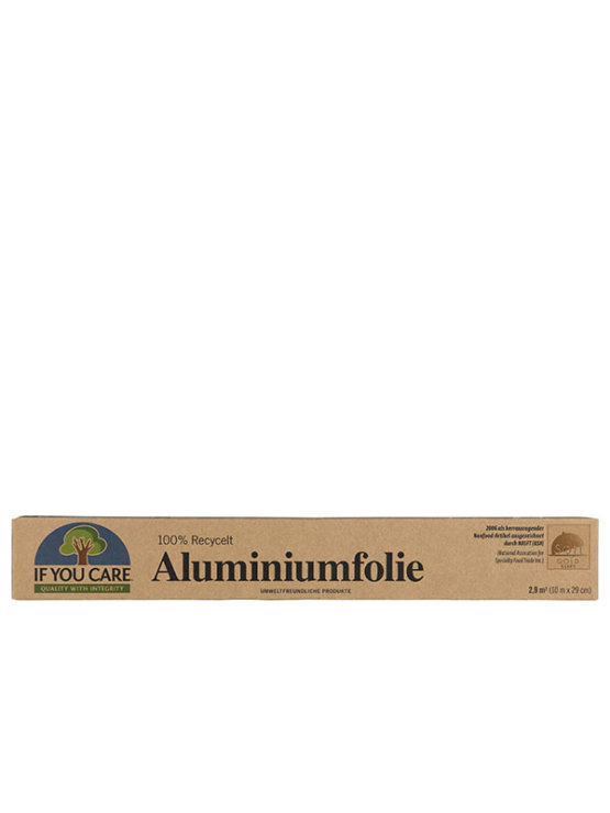 If You Care alumiinium foil in a packaging of 10m