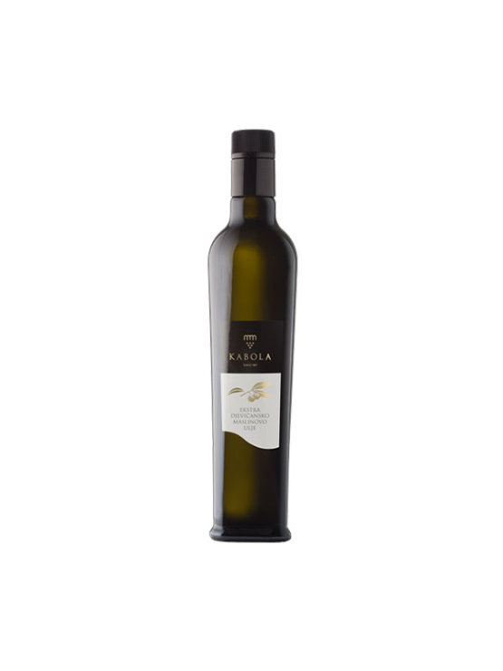 Kabola organic extra virgin olive oil in a bottle of 500ml
