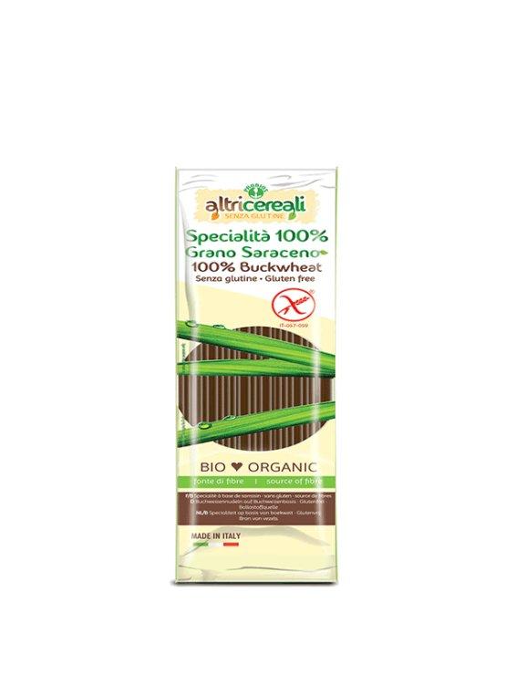 Probios organic buckwheat spaghetti in a packaging of 250g