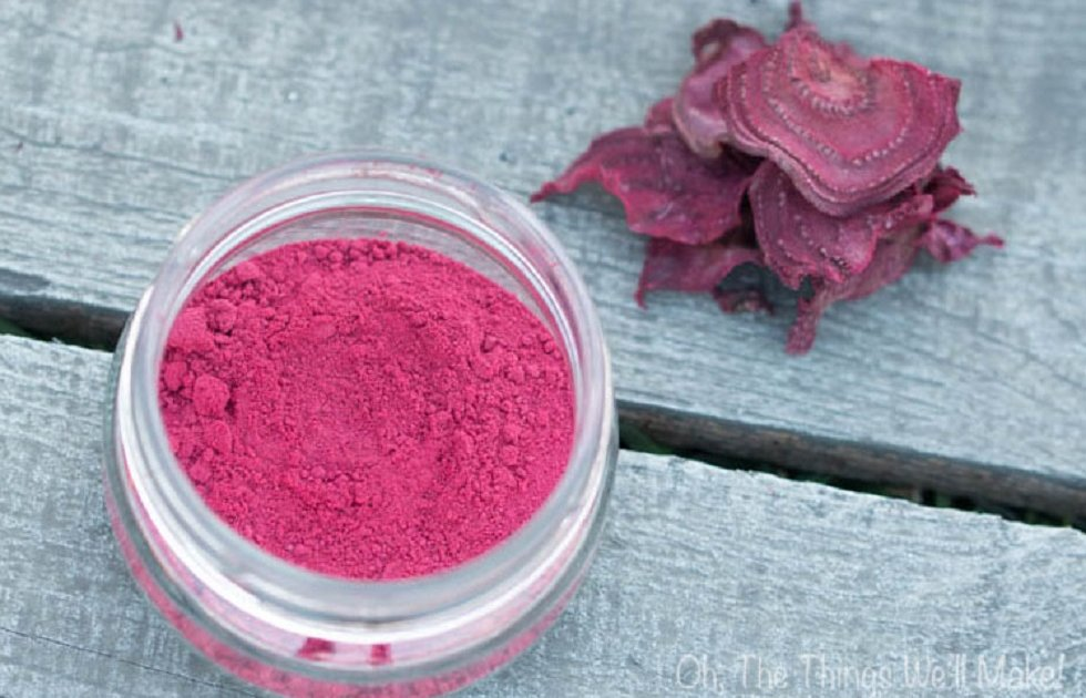 Beetroot powder is incredibly nutrient-dense source of iron