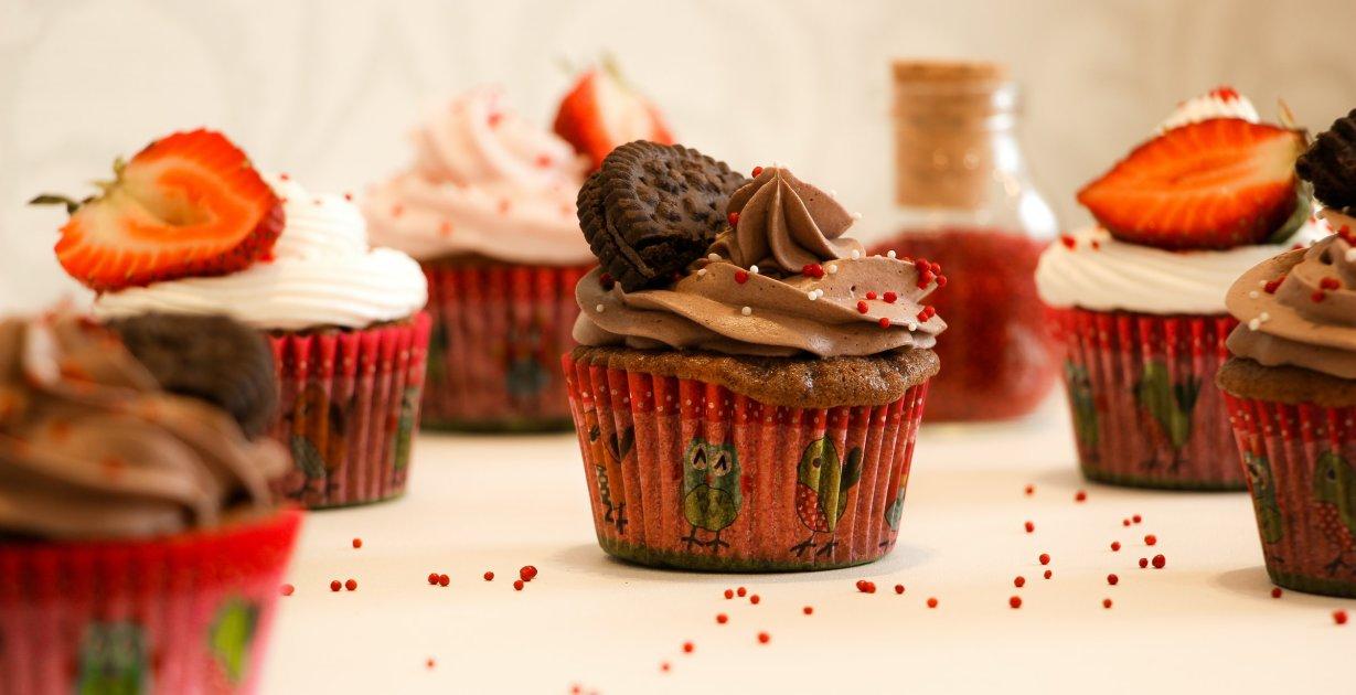 Diabetes shouldn't restrict you from enjoying sweet treats